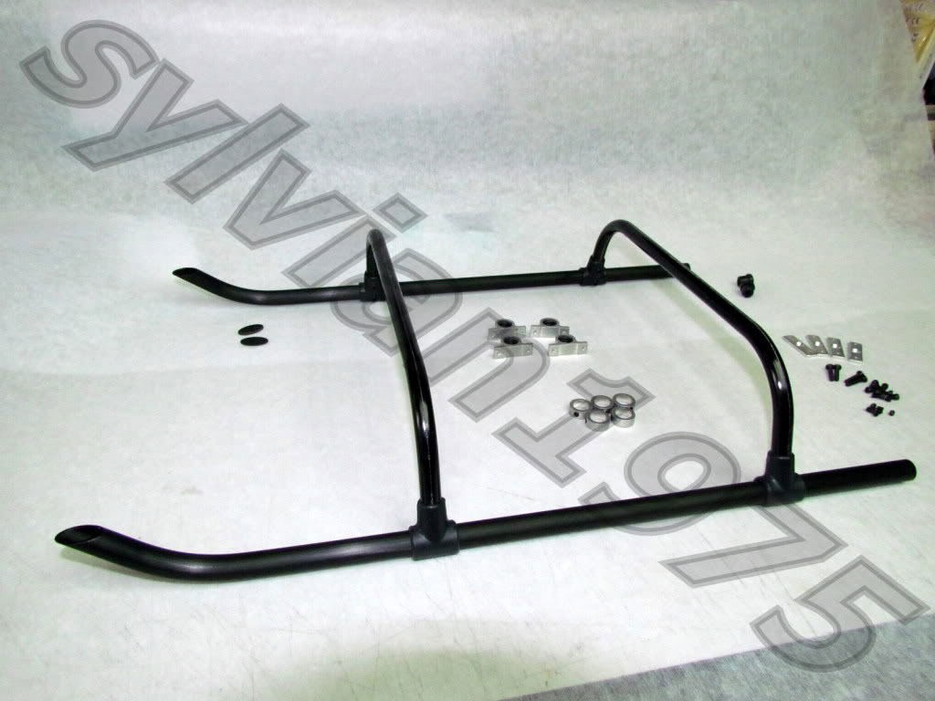 Funkey Scale Landing Skid for .60-90 ( 700 ) Size  JET Ranger & Long Ranger