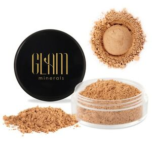 Mineral-Foundation-MakeUp-Bare-Natural-Pure-Powder-Magic-Face-Cover-Rosacea-Acne