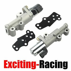 ECCPP Variable Valve Timing Solenoid for 2007-2012 for Nissan Altima 2011-2013 for Nissan Juke 2008-2013 for Nissan Rogue 2007-2012 for Nissan Sentra Compatible with 916-881 VVT Solenoid