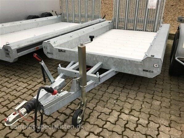 Trailer, Selandia Maskintrailer Hulco Terrax 3000 kg,