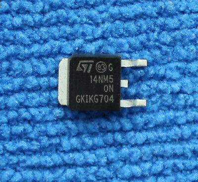 5PCS STD20NF06LT4 Mosfet N-ch 60 V 24 A Dpak St