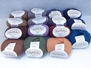 KNIT PICKS Palette Yarn~Lot of 15~Rainbow Sampler~Wool~Fingering~Peru~FREE SHIP
