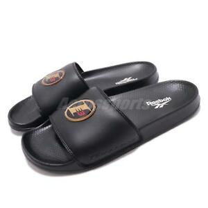 12534e067d5345 Reebok Classic Slide AI Allen Iverson I3 Black Men Sports Sandals ...