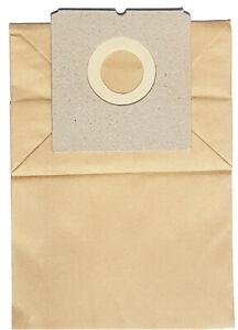 10 Staubsaugerbeutel Dirt Devil M-1552-1 Staubbeutel Filtertüten 2 Filter