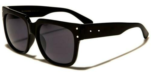 CHUNKY LARGE SQUARE SUNGLASSES CLASSIC MIRRORED MIRROR RETRO BIOHAZARD MENS