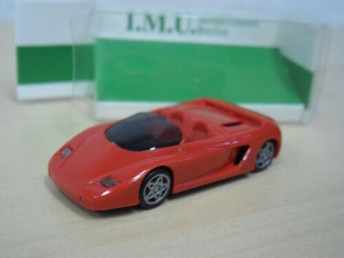 Euro modelo i.m.u ferrari mito-rojo//Rosso 1:87
