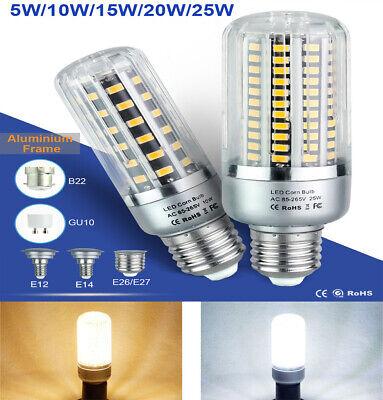 2-10X E27 E26 E14 B22 GU10 MR16 RGB LED Smart Birne Glübirne Beleuchtung Lampe