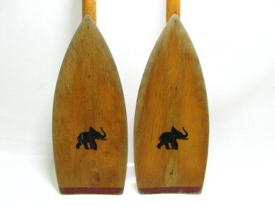 Holz Ruder,Stiefel Paddel, Dekor Elefant Figuren, Sandalee Zubehör,Wohnzimmer Dekor Paddel, d5b82b