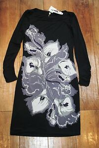 NEW-amp-TAGS-DAMSEL-IN-A-DRESS-pencil-dress-SIZE-8-stretch-occasion-floral-RRP-129