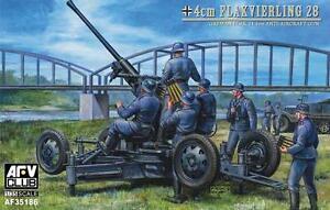 AFV-Club-1-35-4cm-Flak-28-Anti-Aircraft-Gun-35186