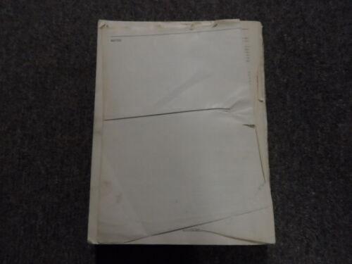 1992 1994 MITSUBISHI Diamante Service Manual Volume 1 Chassis Body BOOK 92 94