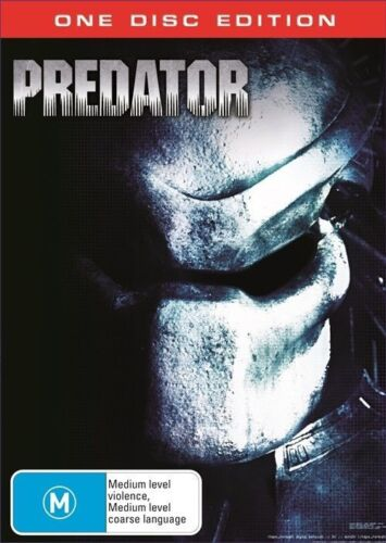 1 of 1 - DVD - Predator (Used)