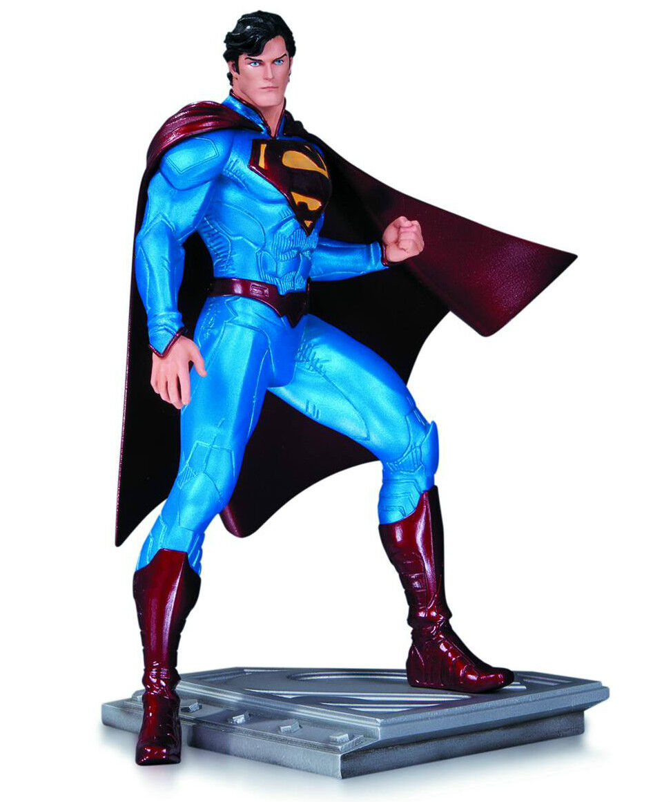 SUPERhomme homme OF STEEL Cully Hamner  1 10 scale  statue ltd 5200 DC Direct  shopping en ligne