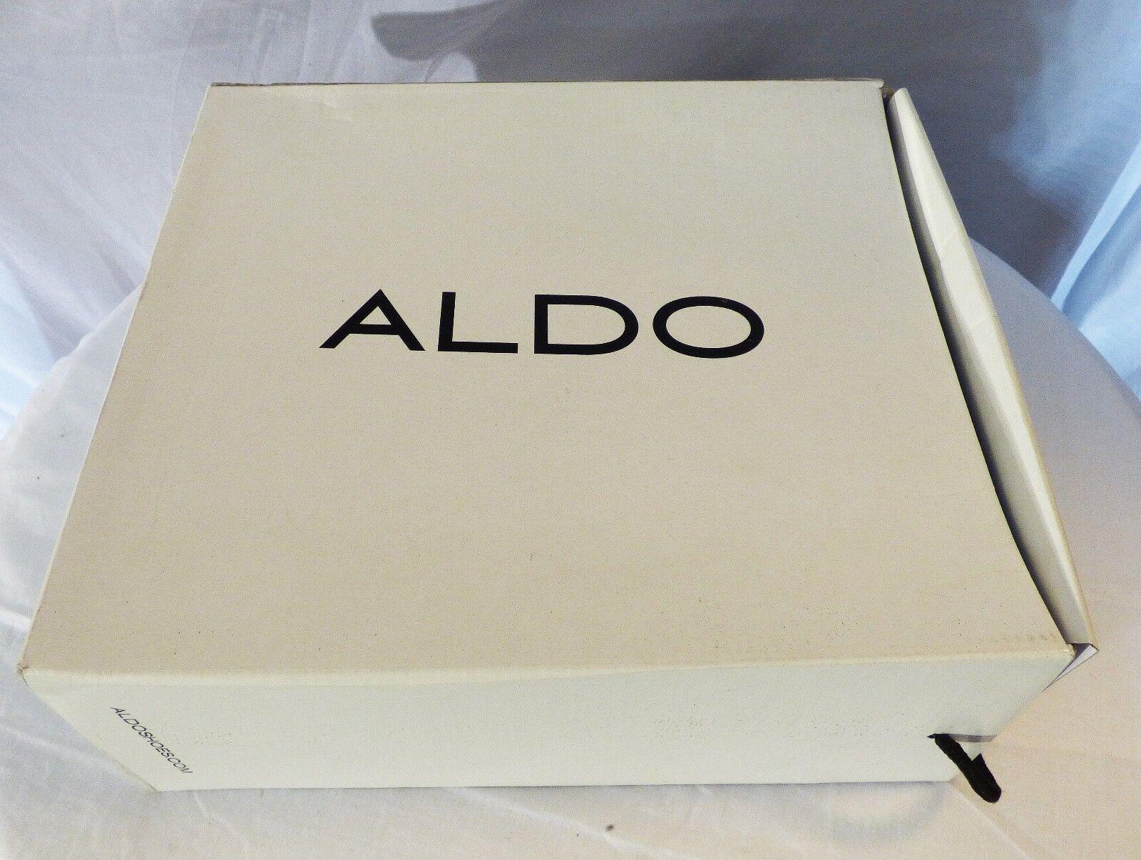 Authentic ALDO FALOREHA Amazing 91 BLACK HEELS 7/38 SLIGHTLY  ED Amazing FALOREHA Condition 4c2ef1