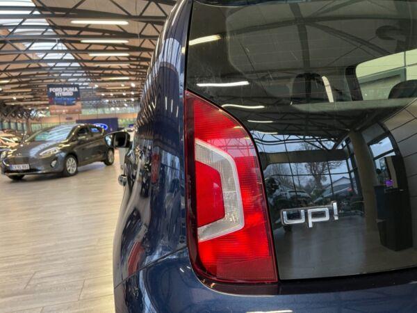 VW Up! 1,0 75 Move Up! ASG - billede 3