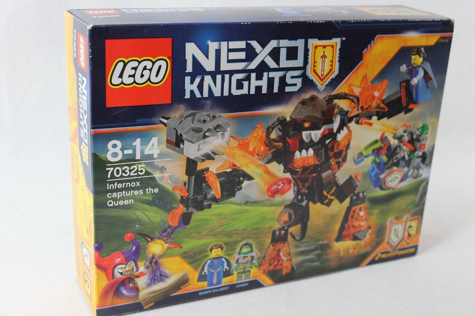 LEGO® NEXO KNIGHTS™ 70325 Infernox und die Königin