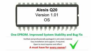 Alesis-Q20-Version-1-01-Firmware-Update-Upgrade-for-Q-20-Effects-Processor