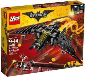 Lego-70916-The-Batwing-New-amp-Sealed