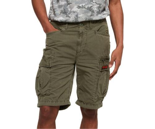 Superdry Mens Parachute Cargo Shorts
