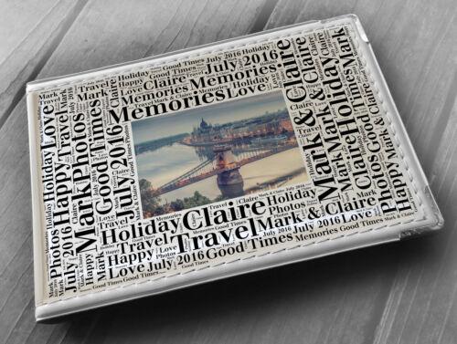 """Personalised álbum de fotos fotos 6x4/"""" Dubai Regalo De Navidad libro de memoria"""