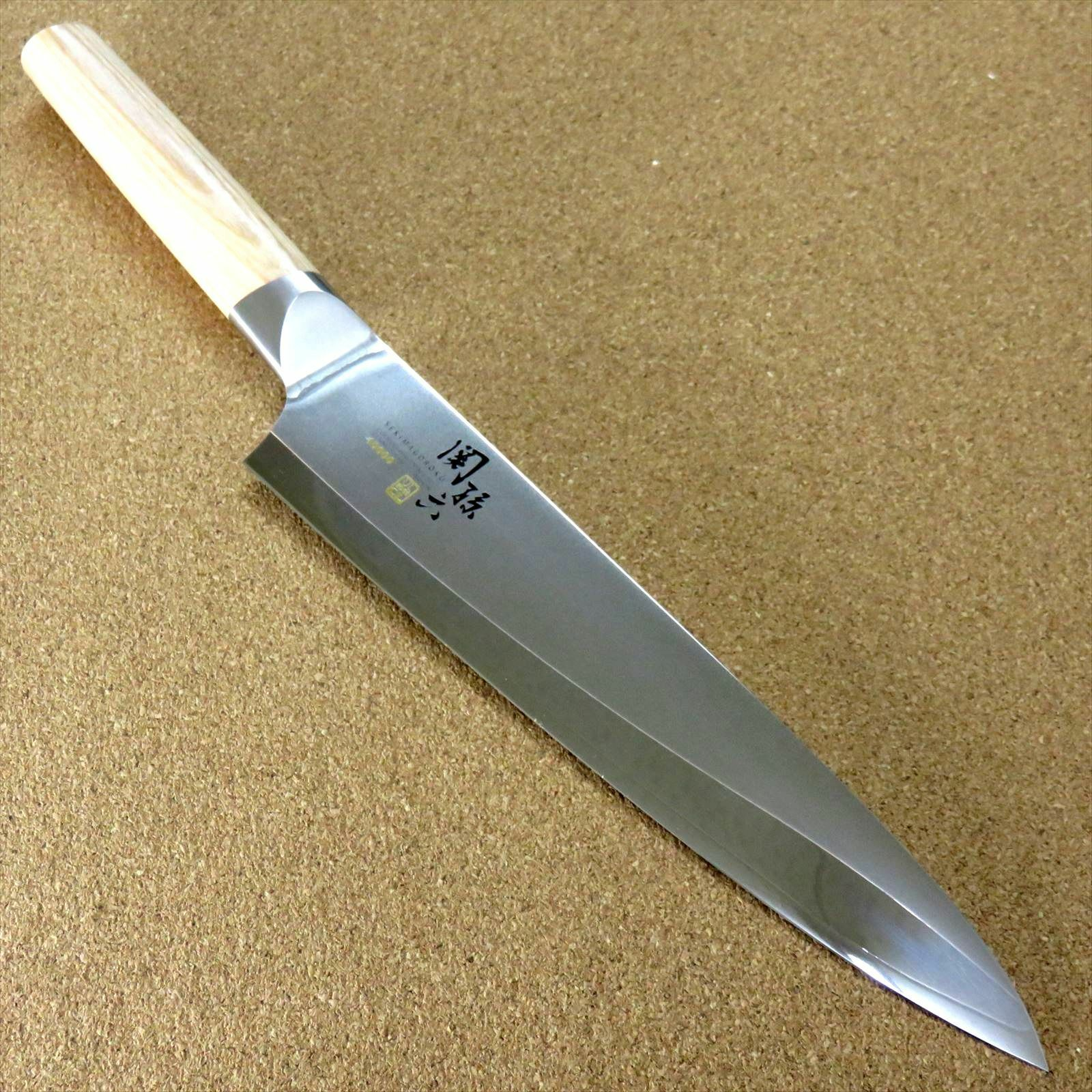Japonais KAI SEKI MAGorKU cuisine GYUTO Couteau de cuisine 210 mm 8.3  3 Couches Japon