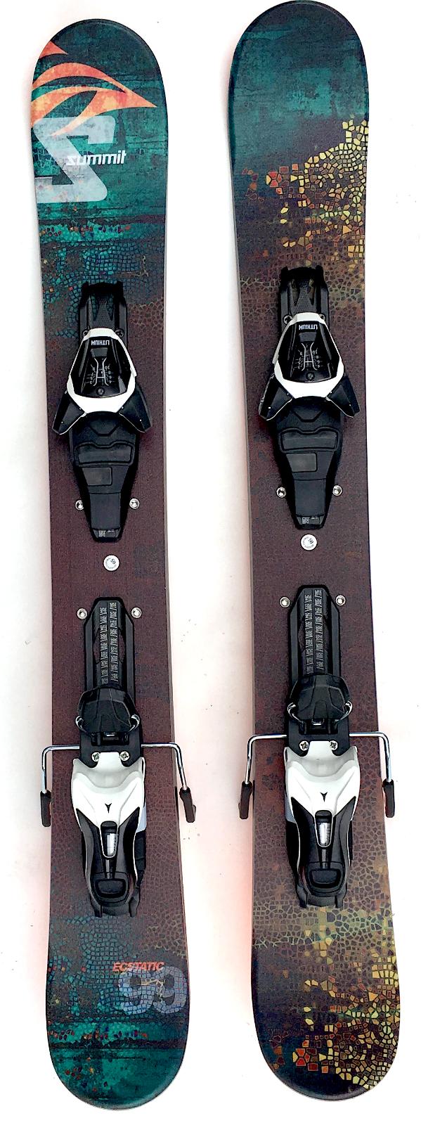 Gipfel Ekstatisch 99cm Se Skiboards Snowblades 2019 W.Atomare FFG12 Ski