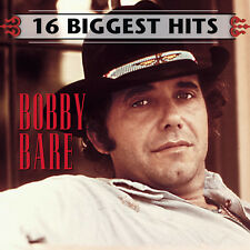 16 Biggest Hits by Bobby Bare (CD, Mar-2007, RCA)