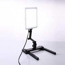 CN-T96 Slim 96 PCS LED Light Lamp 5600K 18W Mini Adjustable Bracket Stand Tripod