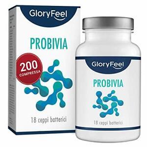 GloryFeel® Complesso Probiotici Probivia - VINCITORE DEL CONFRONTO 2019* -...
