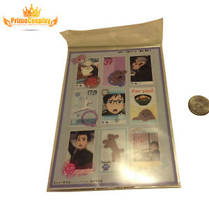 [PrimeCosplay] Yuri on Ice Yuuri Viktor Nikiforov Stamps Official Product, Japan