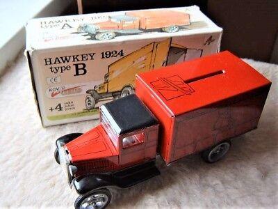 Gehorsam Kovap Blechspielzeug Stilisierter Hawkey Lastwagen 1924 Blechspielzeug