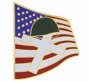 US USA Vietnam Memorial Wall Military Hat Lapel Pin