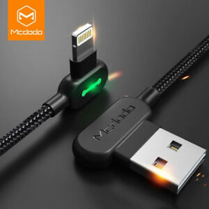 MCDODO-Lightning-USB-Cable-Fast-Charger-For-iPhone-Apple-Xs-Max-X-8-7-6-SE-1-8m