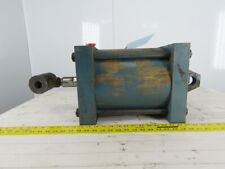 10 Bore 8 Stroke 2 Projection Double Acting Air Pneumatic Cylinder