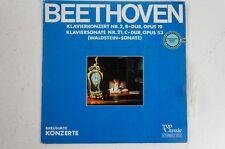 Beethoven concerto pianoforte 2 Sonata 21 Franz Hummel Hanae Nakajima R. tschup (lp31)