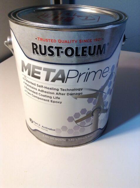 Rust-Oleum 310706 Primer 1 Gal  Gray Flat Finish