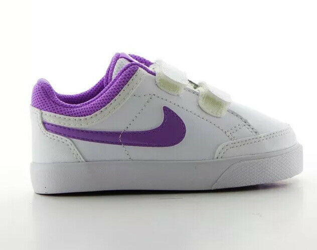 último diseño clientes primero último diseño Nike Size 10c Capri 3 Ltr (tdv) Black/white Toddler SNEAKERS ...