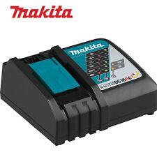 Makita DC18RC 7.2-18V (220V) Lithium-Ion Rapid Optimum Battery Charger (DC18RA)