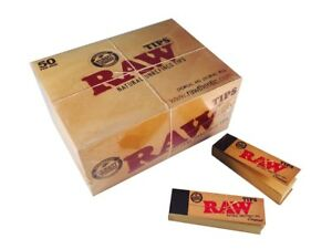 RAW-Rolling-Paper-Roach-Filter-Tips-Chlorine-Free-Filter-tips-Roach-Book