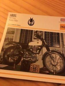 Ariel-500-Trials-Sammy-Miller-1962-Card-motorrad-Collection-Atlas