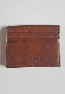 Dettagli su PORTAFOGLIO UOMO TIMBERLAND PORTA CARTA DI CREDITO WALLET PELLE Vintage MONETE