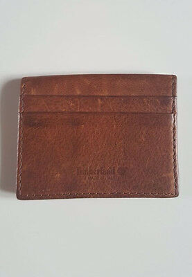 PORTAFOGLIO UOMO TIMBERLAND PORTA CARTA DI CREDITO WALLET PELLE Vintage MONETE | eBay