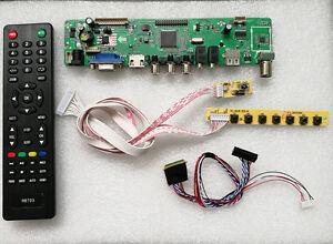Kit for LQ154K1LB1C TV+HDMI+VGA+USB LCD LED Screen Controller Driver Board