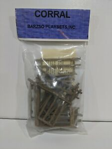 Barzso-Playset-Corral-Sealed-Bag-B