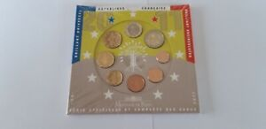 France 2011 - Coffret BU Euro - 8 pièces de 1 cent à 2 euro