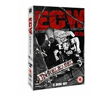 Official WWE - ECW Unreleased Volume 1 DVD - 3 disc