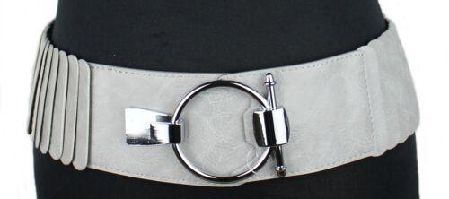 Large gaines trensen ceinture trensen boucle taille tailles jusqu/'à 115 CM