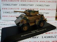 VOITURE 1/43 Militaire ALTAYA  Tank : Humber Mk IV 1943