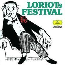 """LORIOT """"LORIOTS FESTIVAL"""" 2 CD NEU"""