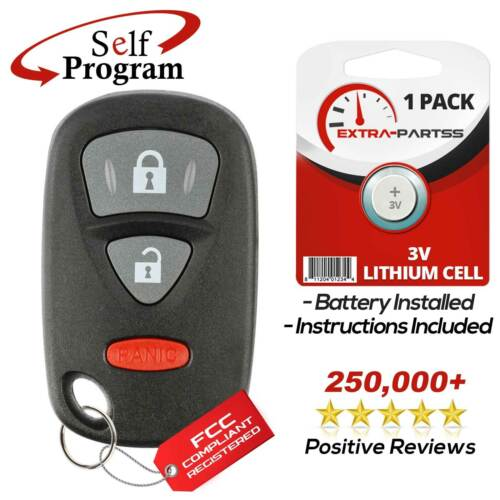 For 2006 2007 2008 2009 2010 2011 2012 2013 Suzuki Grand Vitara Remote Key Fob